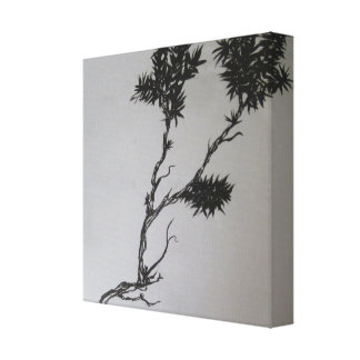 Lim-bo Canvas Print