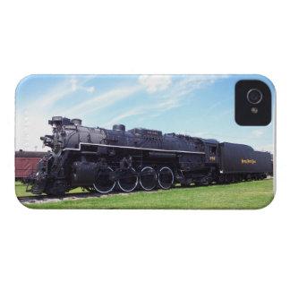 Lima-Baldwin Locomotive Nickel Plate Railroad #757 iPhone 4 Case-Mate Cases