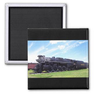 Lima-Baldwin Locomotive Nickel Plate Railroad #757 Magnet