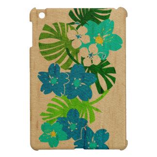 Limahuli Garden Hawaiian Surfboard iPad Mini Cases