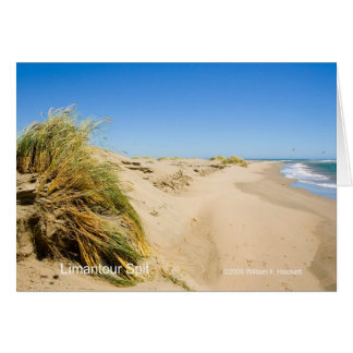 Limantour Spit Point Reyes California Products Card