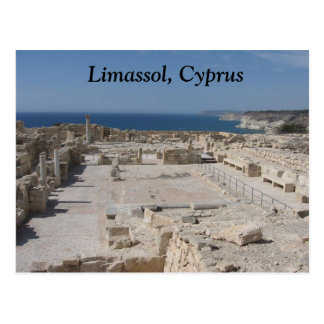 Limassol Cyprus Postcards