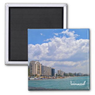 Limassol – famous city in south of Cyprus Magnet
