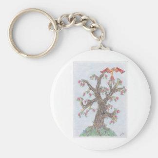 Limax Tree Key Ring