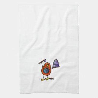 "LimbBirds ""TA DA!"" Kitchen Towel"