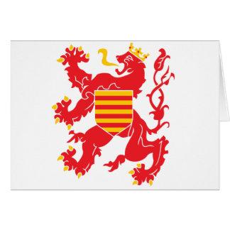 limburg, Belgium Greeting Card