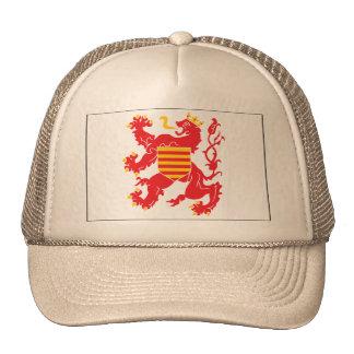 limburg, Belgium Mesh Hats