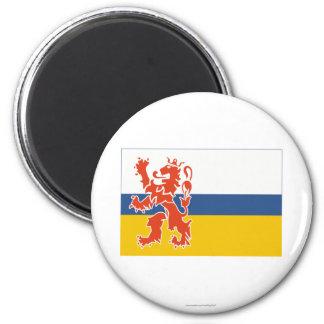 Limburg Flag Refrigerator Magnets