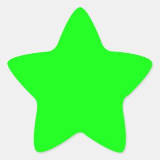 Lime 00FF00 Sticker