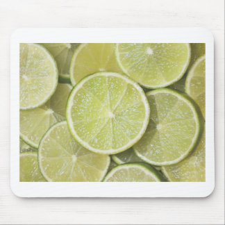 lime fruit green juicy juice thanks party fun mouse pad