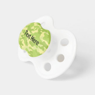 Lime Green Color Camouflage Pattern Dummy