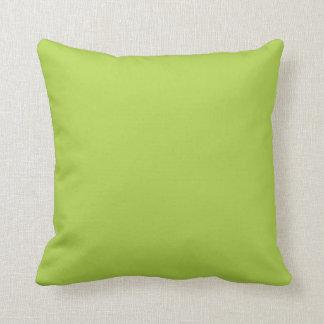 """""""Lime Green"""" Cushion"""