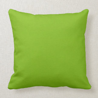 Lime Green Eternal Reversible Cushion
