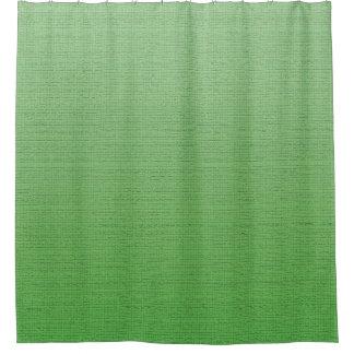 Lime Green Gradient Ombre Fade Medium Texture Shower Curtain