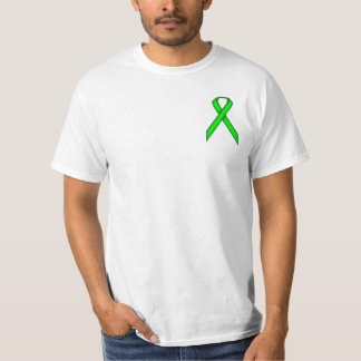 Lime Green Standard Ribbon T-Shirt