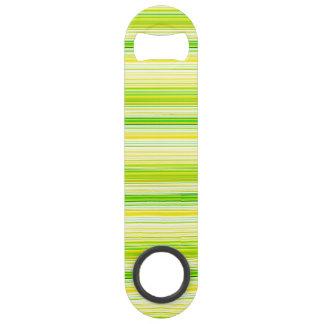 Lime Green Yellow Striped Pattern