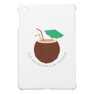 Lime In Coconut iPad Mini Cases
