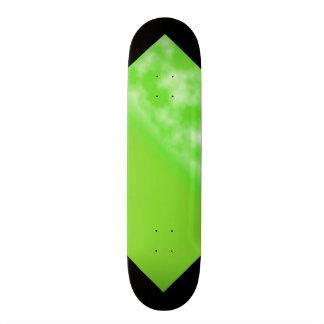 Lime Juice Green Customizable Deck Custom Skate Board