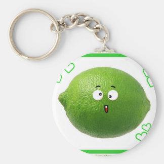 lime key ring