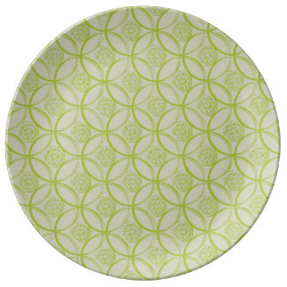 Lime Large Plate