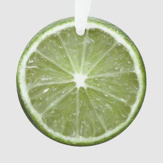 Lime Ornament