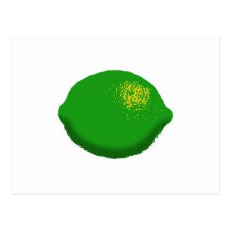Lime: Postcard