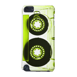 Lime Retro Mixtape Cassette for iPod Touch iPod Touch (5th Generation) Case