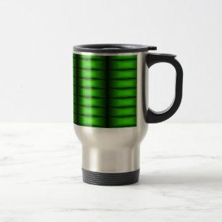 Lime Ribbons Mug