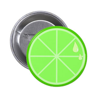 Lime Slice Button