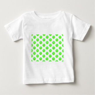 Lime Slice Polka Dots Pattern Tshirts