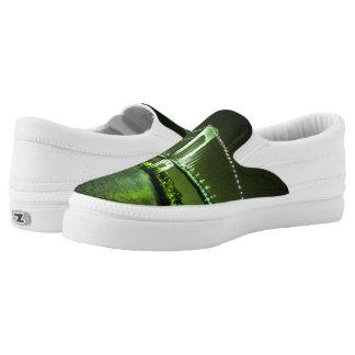 Lime Time Bridge Z slipons Slip-On Shoes