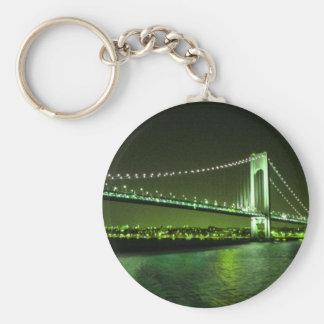 Lime Times Bridge keychain