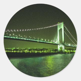 Lime Times Bridge sticker