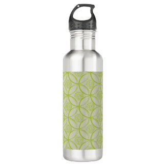 Lime Water Bottle