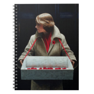 Limelight 1979 spiral notebooks