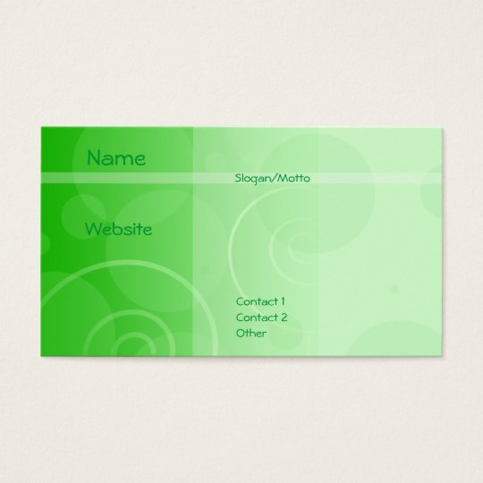Limelight Business Card