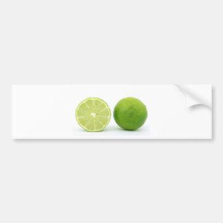 Limes Bumper Sticker