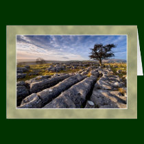 Limestone Country Card
