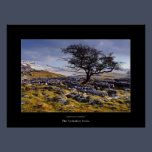 Limestone Country, The Yorkshire Dales Poster