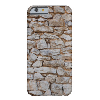 Limestone wall barely there iPhone 6 case