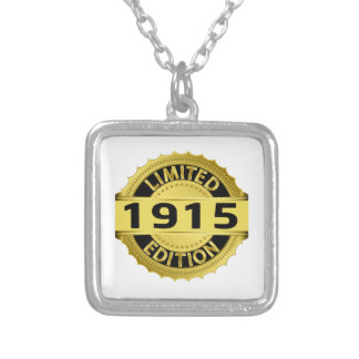 Limited 1915 Edition Personalized Necklace