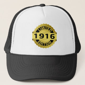 Limited 1916 Edition Trucker Hat