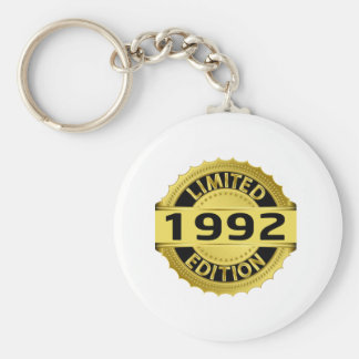 Limited 1992 Edition Key Chains