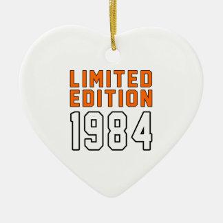 Limited Edition 31 Birthday Designs Christmas Ornament