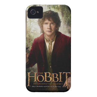 Limited Edition Artwork: BILBO BAGGINS™ iPhone 4 Cases