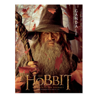 Limited Edition Artwork: Gandalf Postcard