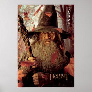 Limited Edition Artwork: Gandalf Poster