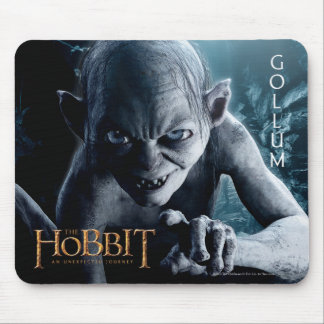 Limited Edition Artwork: Gollum Mouse Mat