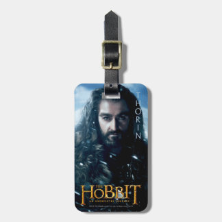 Limited Edition Artwork: THORIN OAKENSHIELD™ Luggage Tag