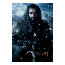 Limited Edition Artwork: THORIN OAKENSHIELD™ Posters